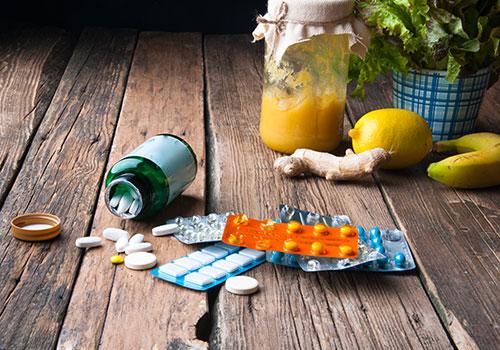complements alimentaires Pharmacie de la Poste Melle